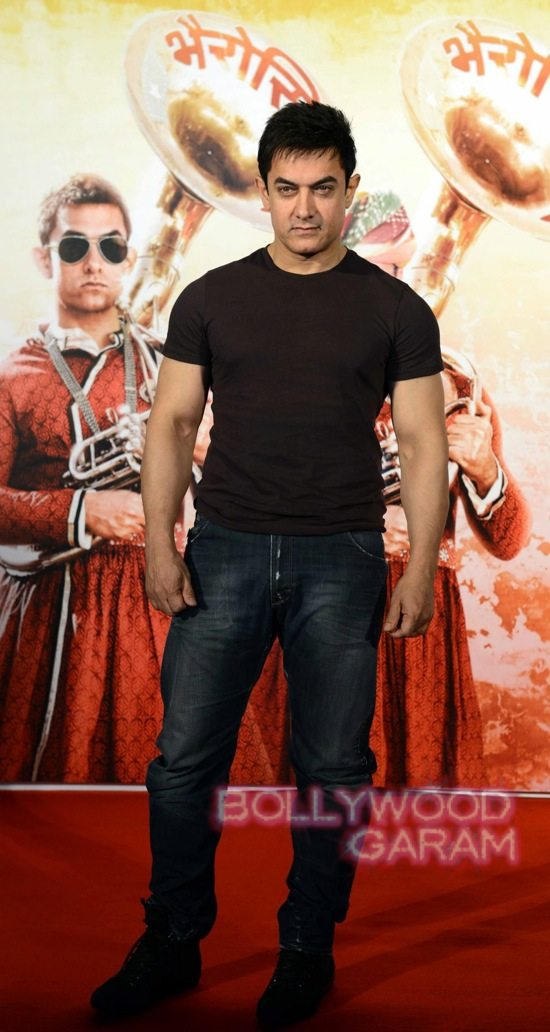Aamir Khan launches song from P.K-3