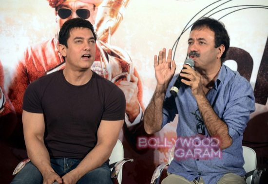 Aamir Khan launches song from P.K-5