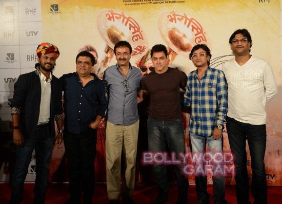 Aamir Khan launches song from P.K-7