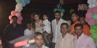 Celebs attend Aaradhya Bachchan's birthday bash