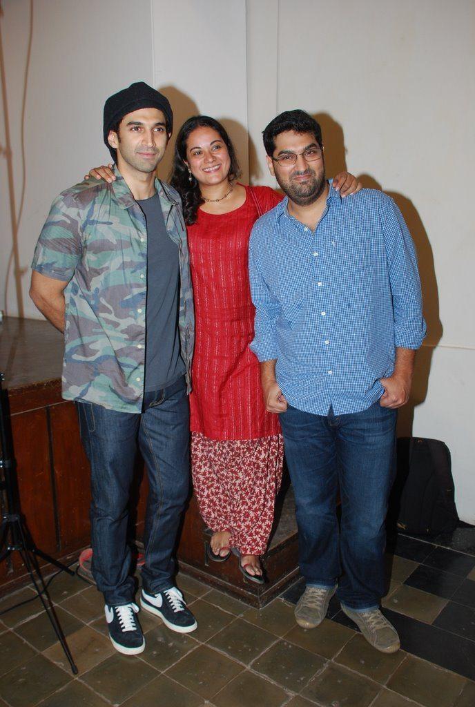 Aditya Kapoor cere fest