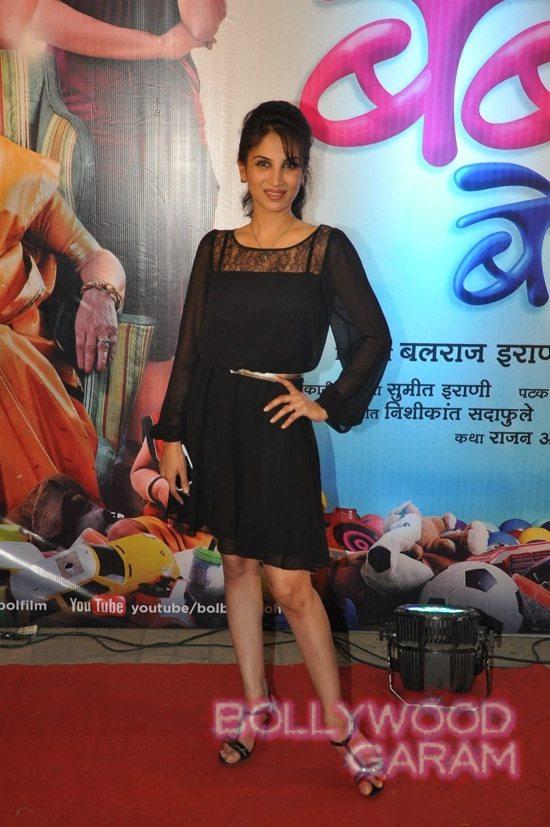 Aruna Irani at Bol Baby premiere-8