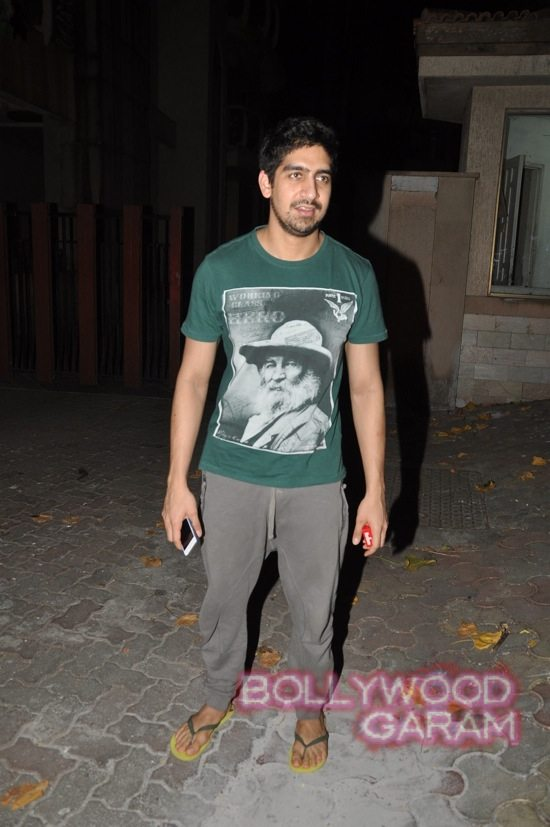 Ayan Mukerji at Ranbir and Katrinas new home-2