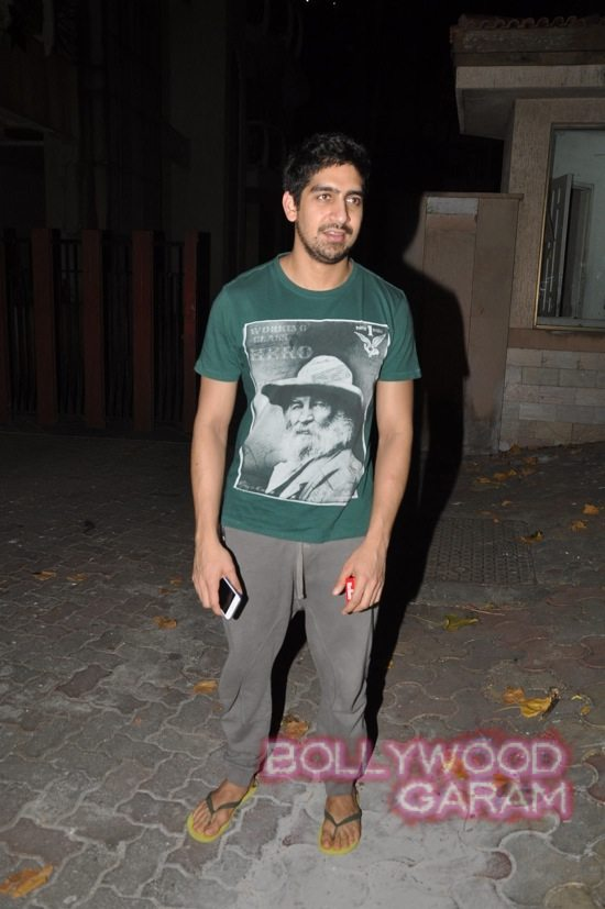 Ayan Mukerji at Ranbir and Katrinas new home-3