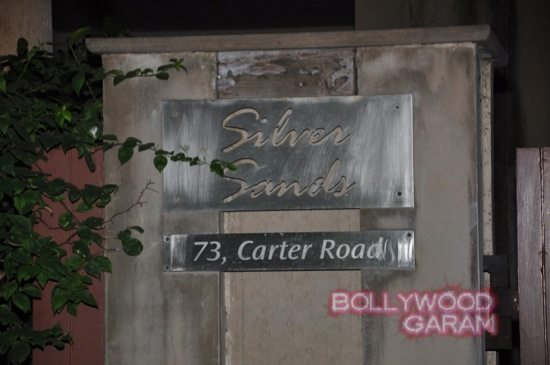 Ayan Mukerji at Ranbir and Katrinas new home-4