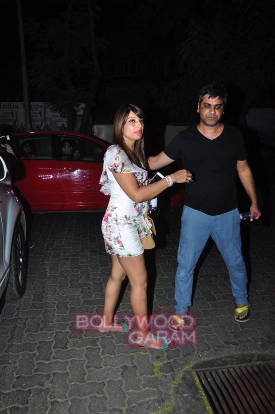 Bipasha Basu and Patralekha Paul at PVR-0