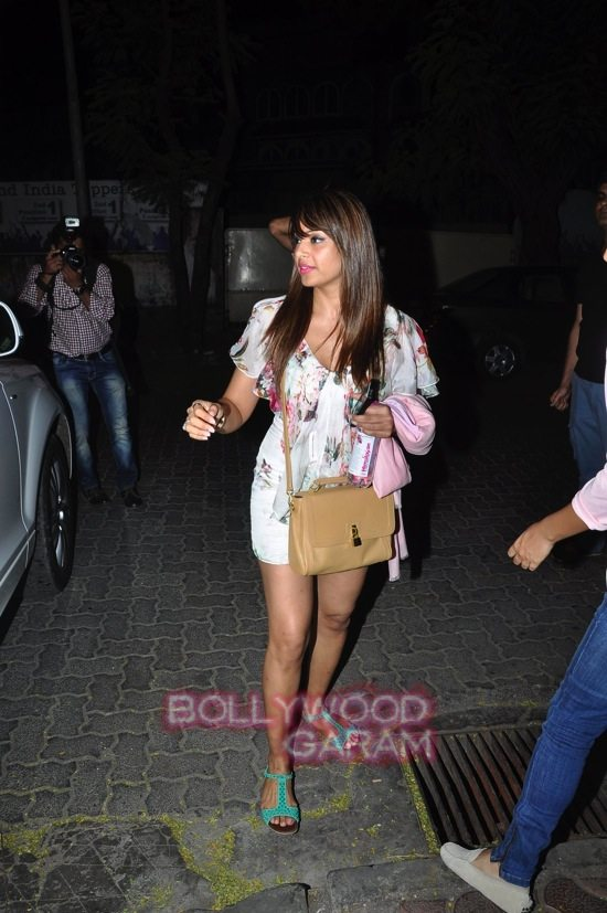 Bipasha Basu and Patralekha Paul at PVR-1