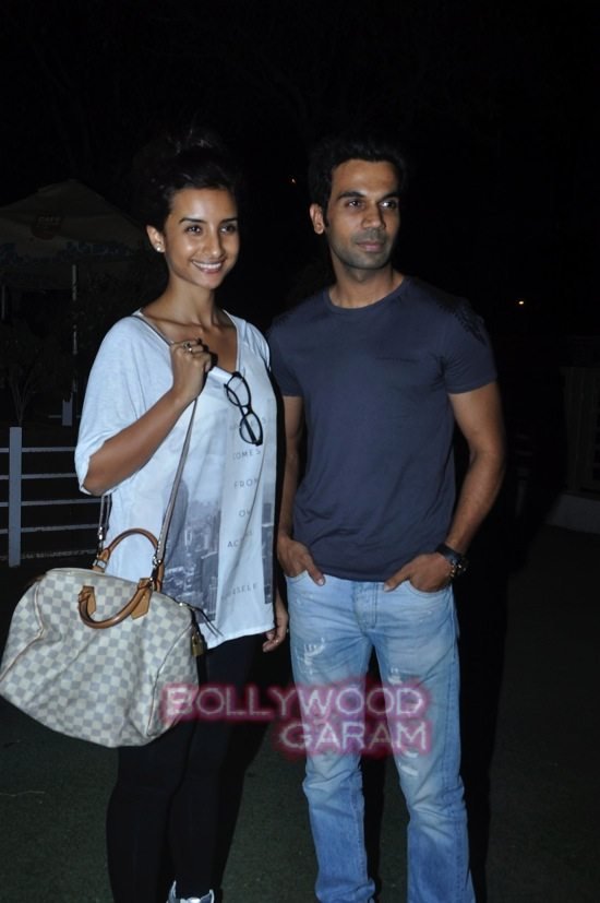 Bipasha Basu and Patralekha at PVR-4