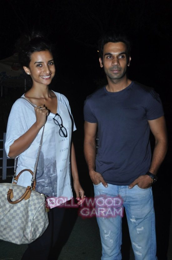 Bipasha Basu and Patralekha Paul at PVR-5