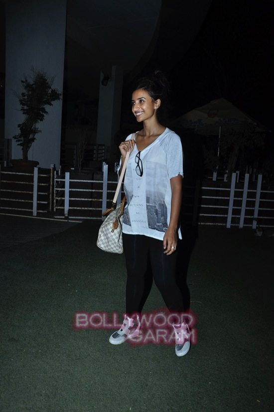 Bipasha Basu and Patralekha Paul at PVR-6