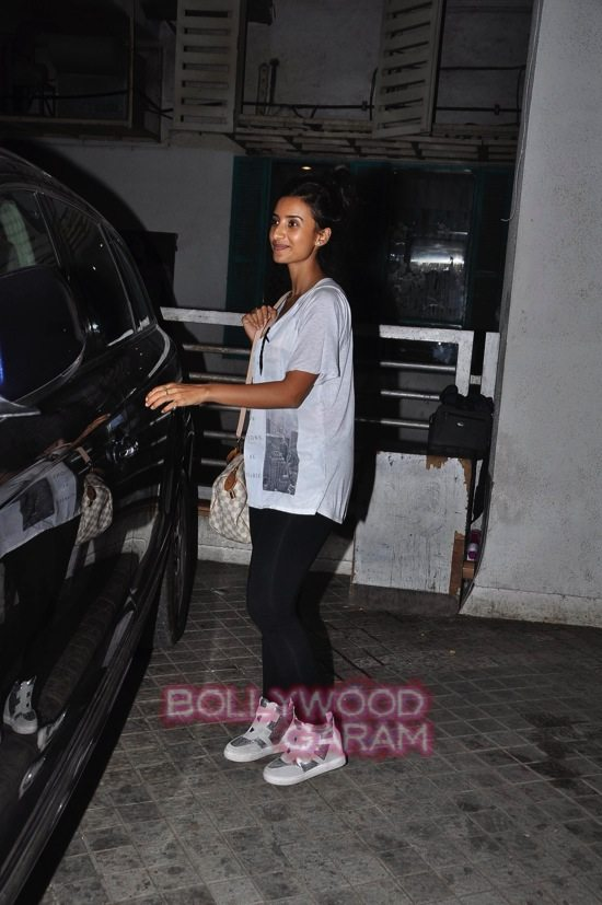 Bipasha Basu and Patralekha at PVR-7