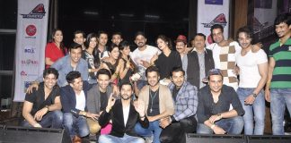 BCL team Ahmedabad Express launched by celebs