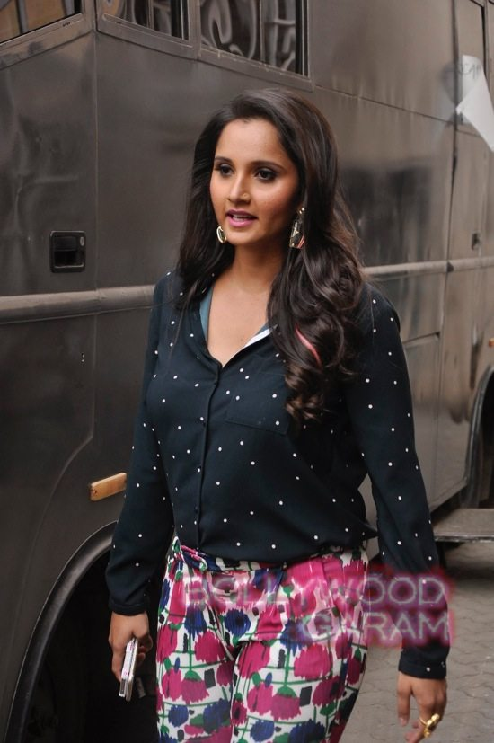 Captain Tiao Sania Mirza-6