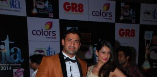 TV and Bollywood stars attend Indian Television Academy Awards