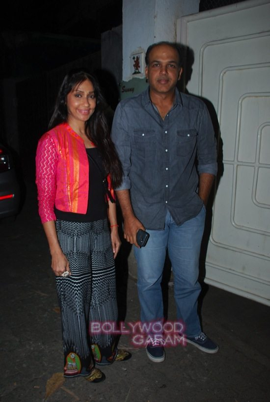 Chaar sahibzaade special screening_shilpa and raj kundra-2