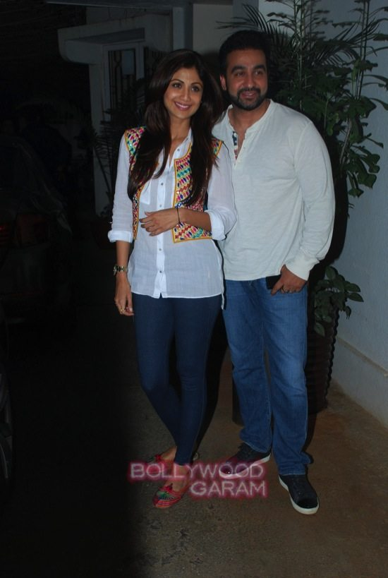 Chaar sahibzaade special screening_shilpa shetty and raj kundra-7
