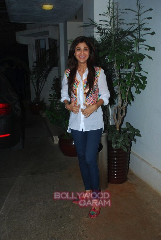 Chaar sahibzaade special screening_shilpa shetty and raj kundra-8