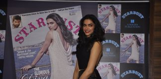 Video – Deepika Padukone Stardust Magazine November 2014 Launch
