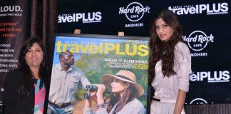 Diana Penty unveils Travel Plus magazine cover