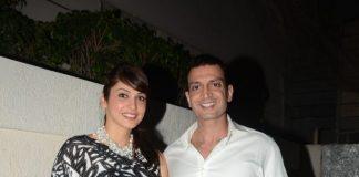 Isha Koppikar and Timmy Narang at Maheka Mirpuri's birthday bash