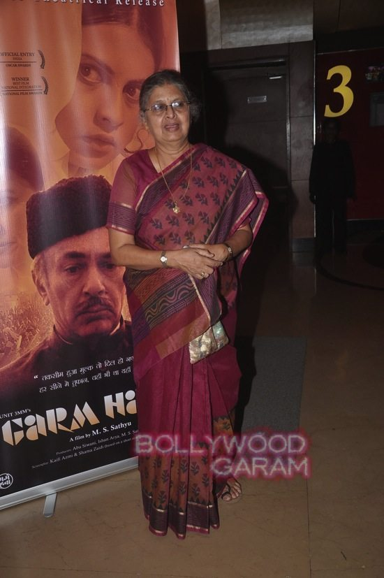 Garam Hawa screening_esha D-16