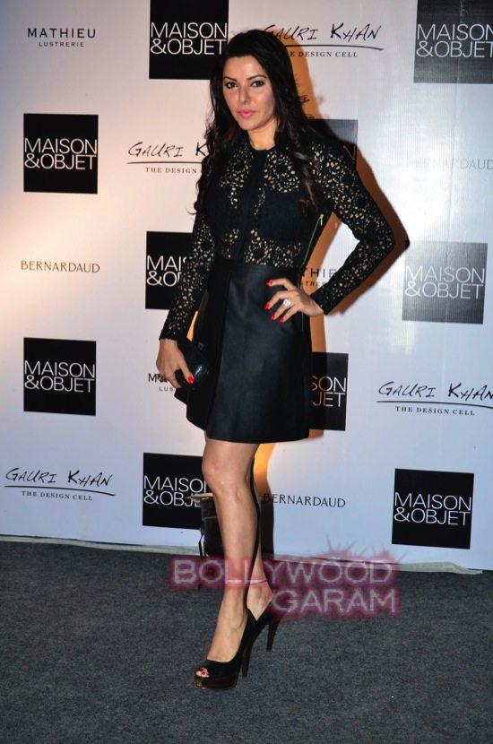 Gauri K_Raj Anand champagne evening-1