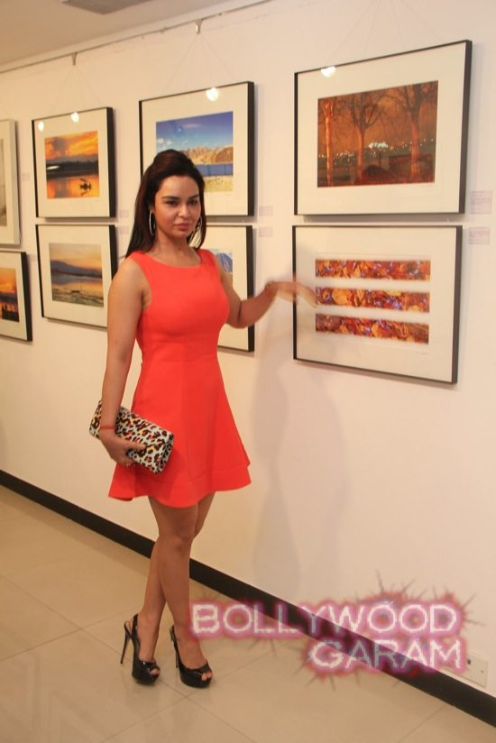 Gul Panag inaugurates The melted pot-1