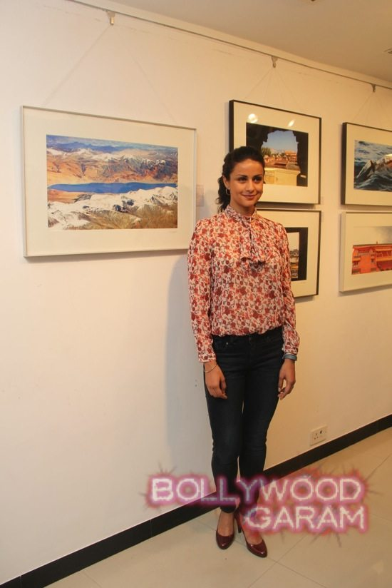 Gul Panag inaugurates The melted pot-3