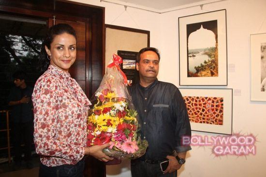 Gul Panag inaugurates The melted pot-4