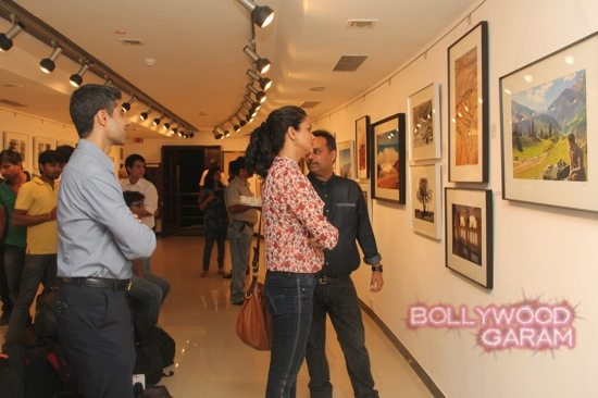 Gul Panag inaugurates The melted pot-5