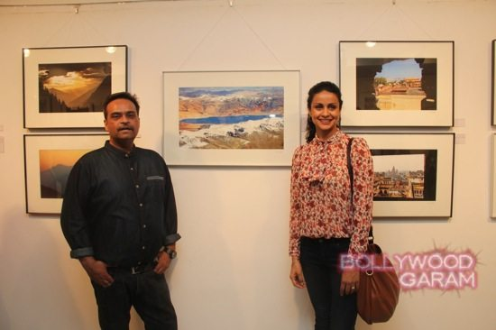 Gul Panag inaugurates The melted pot-6