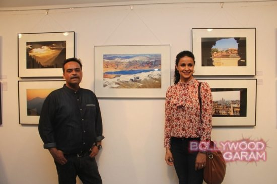 Gul Panag inaugurates The melted pot-7