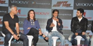 Happy New Year collects Rs 300 crore worldwide