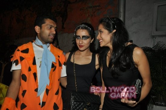 Halloween party Shraddha Kapoor-10