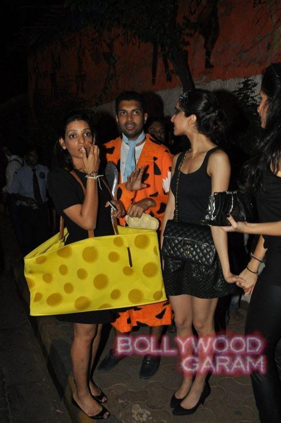 Halloween party Shraddha Kapoor-5