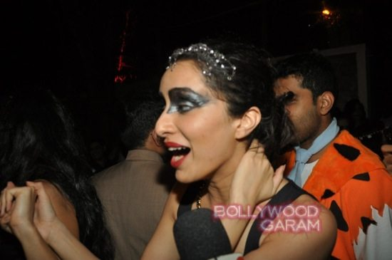 Halloween party Shraddha Kapoor-9
