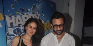 Saif Ali Khan hosts special screening of Happy Ending