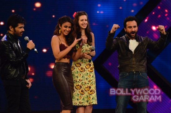 Happy ending stars on Indias raw stars-10