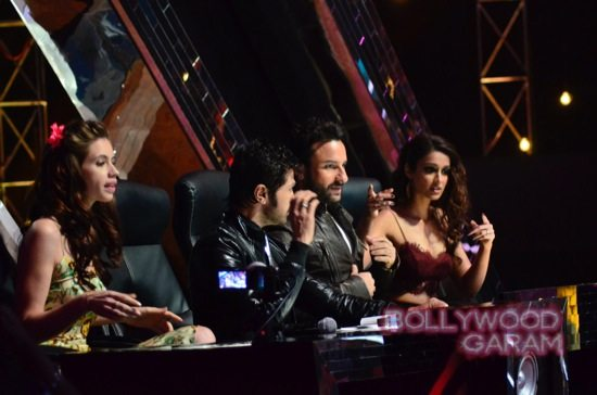 Happy ending stars on Indias raw stars-13