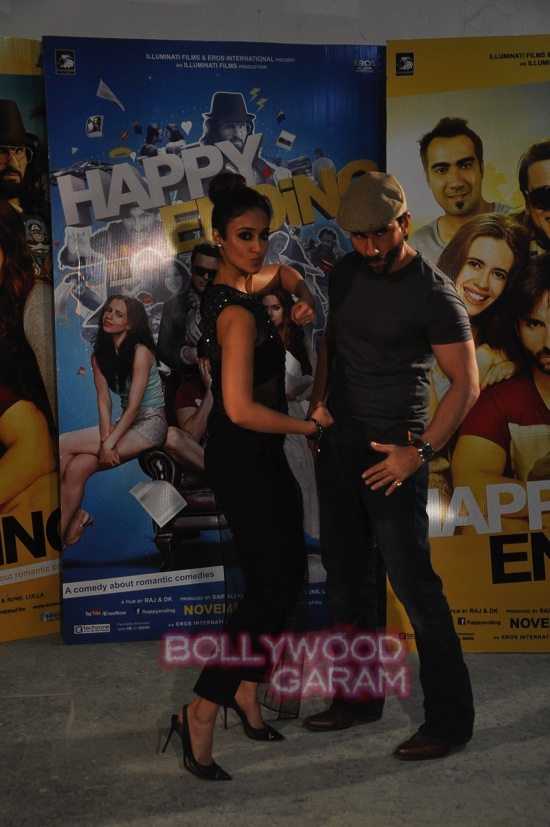 Happy ending_Ileana Dcruz and Saif ali Khan-6