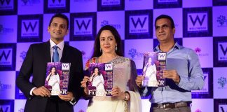 Hema Malini attends Wollywood launch event
