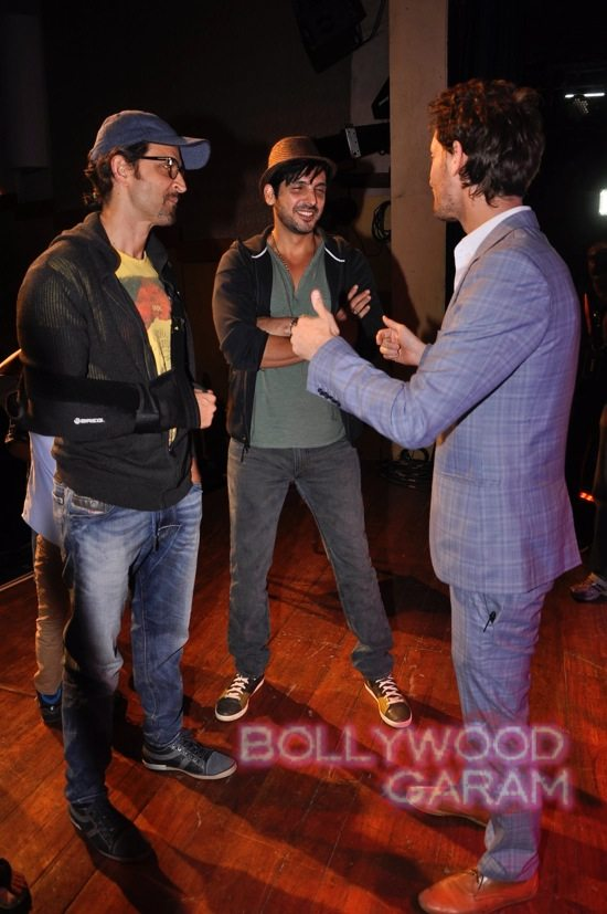 Hrithik Roshan and his two sons-1