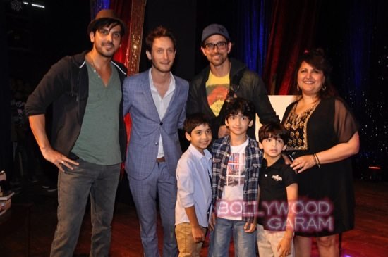 Hrithik Roshan and his two sons-8