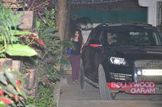 Ileana D'cruz in Mumbai-1