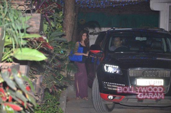 Ileana D'cruz in Mumbai-2