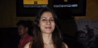 Tanishaa Mukerji at Interstellar premiere