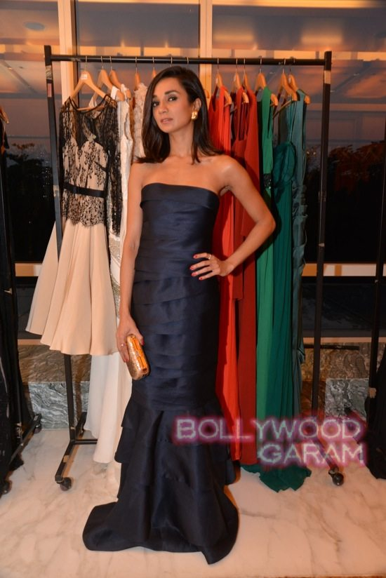 Ira Dubey at trunk show-2