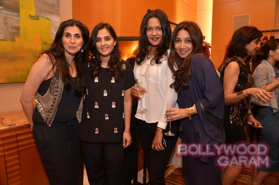 Ira Dubey at trunk show-5