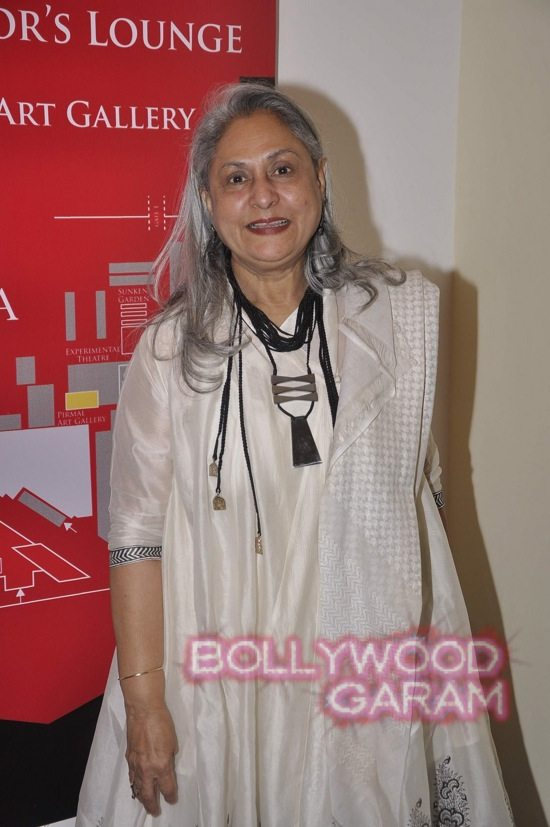 Jaya Bachchan at Tata Lit fest-6