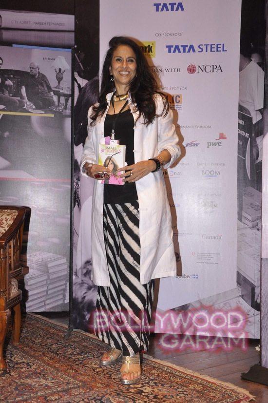 Jaya Bachchan at Tata Lit fest-9